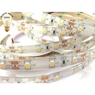 EIONLED STRIP300OUT 5m 12V 24W warm weiß 3000K 60LED/m 1950lm LED Leiste IP54 Qualitätsware