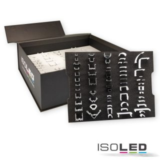ISOLED® - 2020 Musterbox H137 x B289 x L370mm